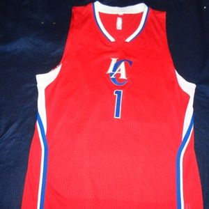 """Los Angeles Clippers """" Clipper Nation"""" Jersey XL"""